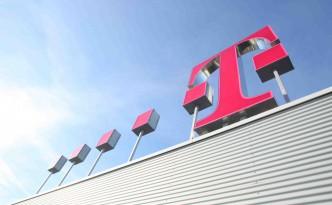 Telekom Logo Dach Bonn Zentrale