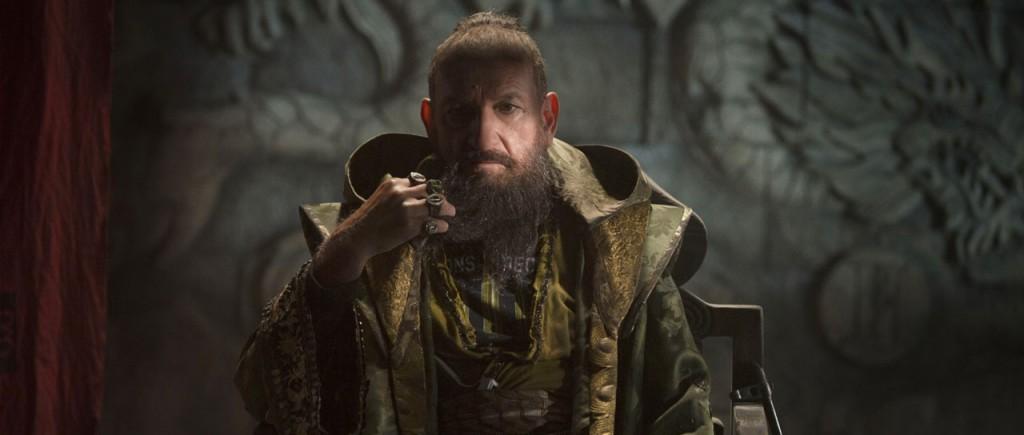Ben Kingsley als Terrorlehrmeister Mandarin